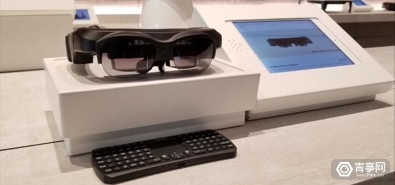 ThirdEye展示X2 AR眼镜,19年CES将正式亮相