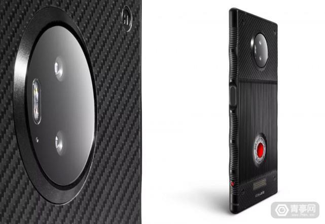 RED Hydrogen One全息智能手机规格配置曝光