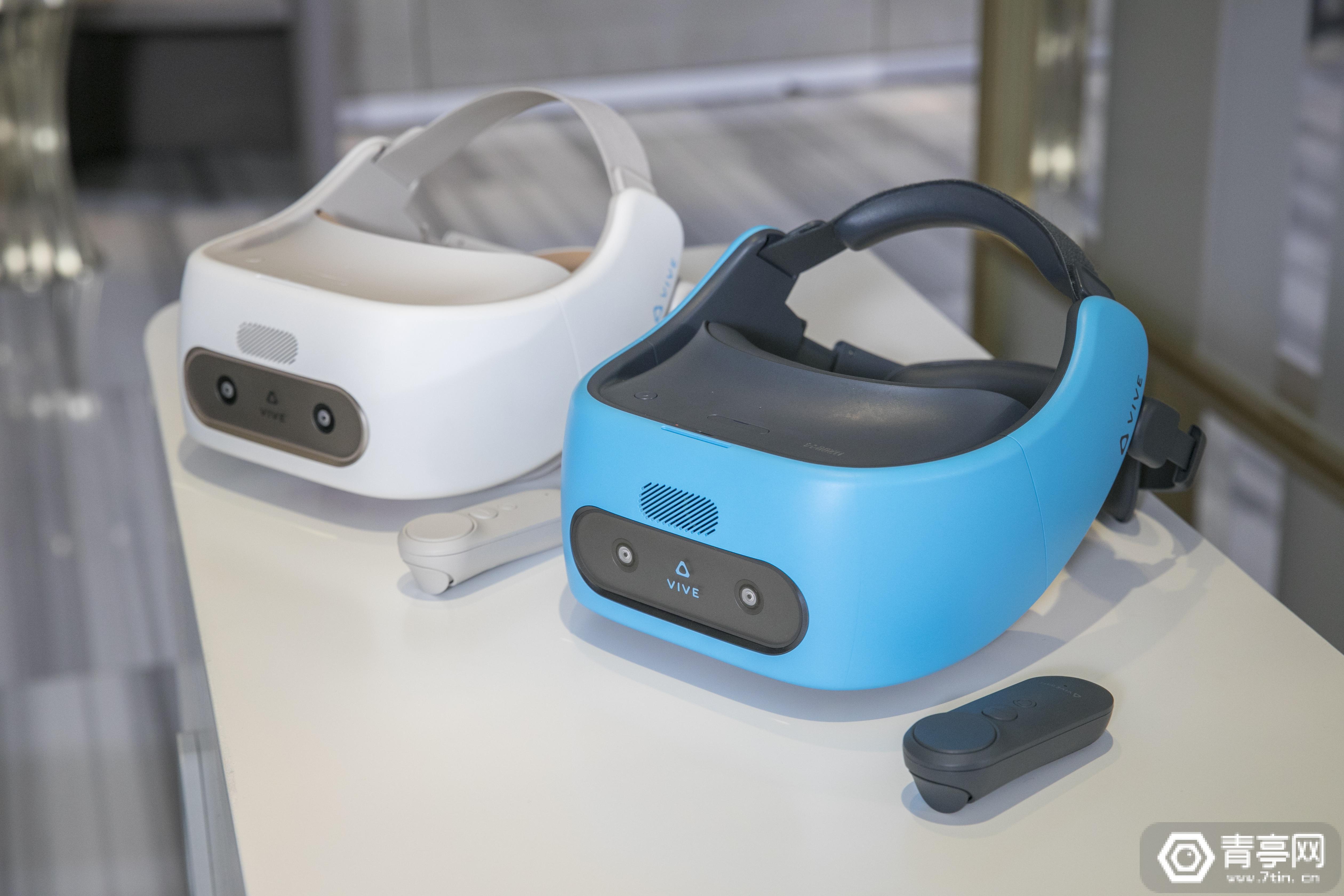FCC资料曝光:疑似HTC新款VR一体机曝光
