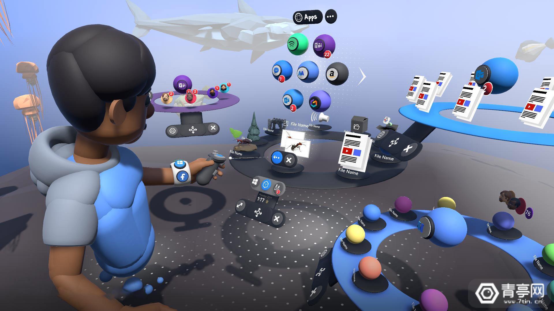 微软VR创作工具《Maquette》已登陆Steam平台