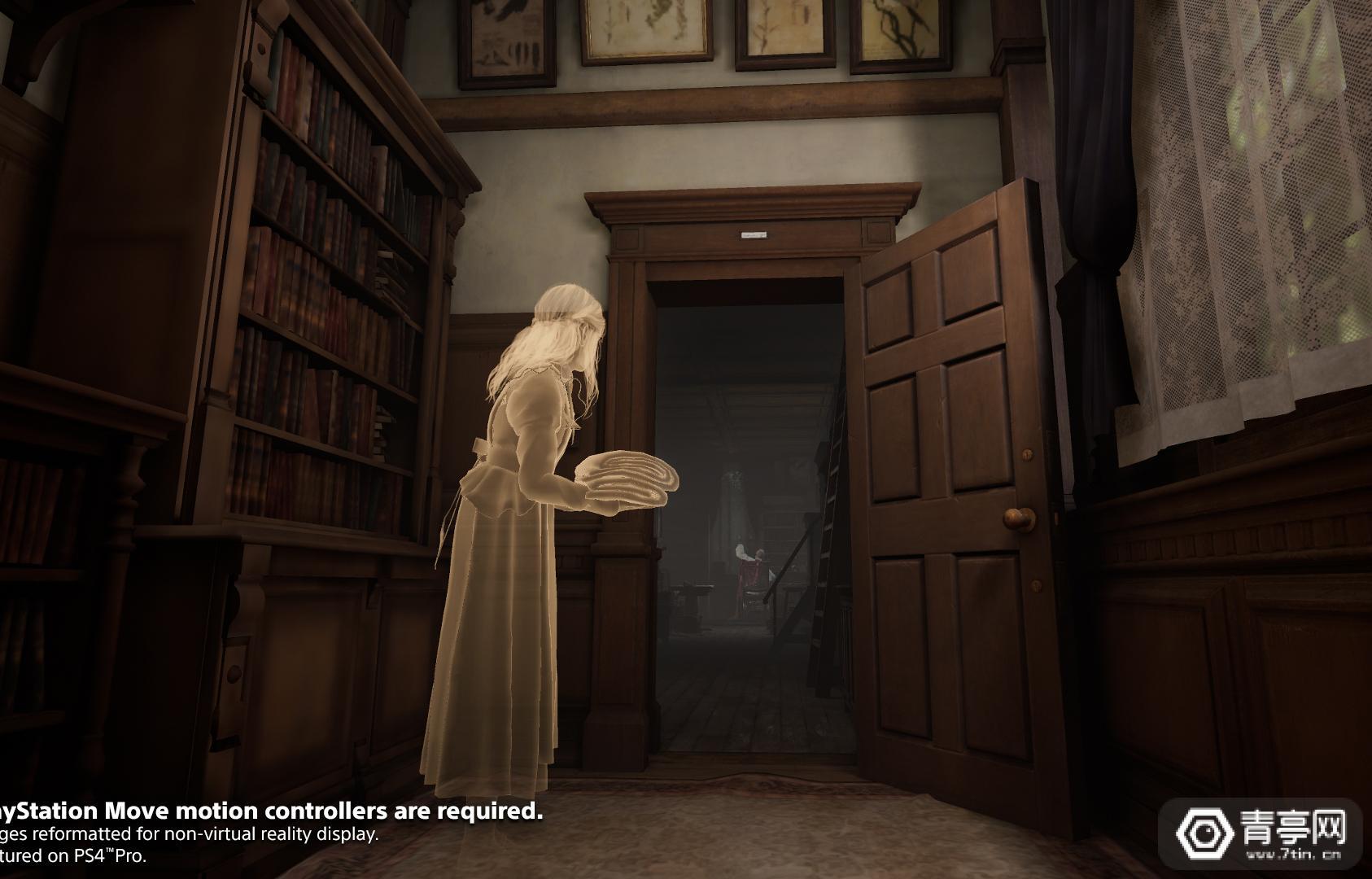 FromSoftware推出首个VR游戏《Déraciné》