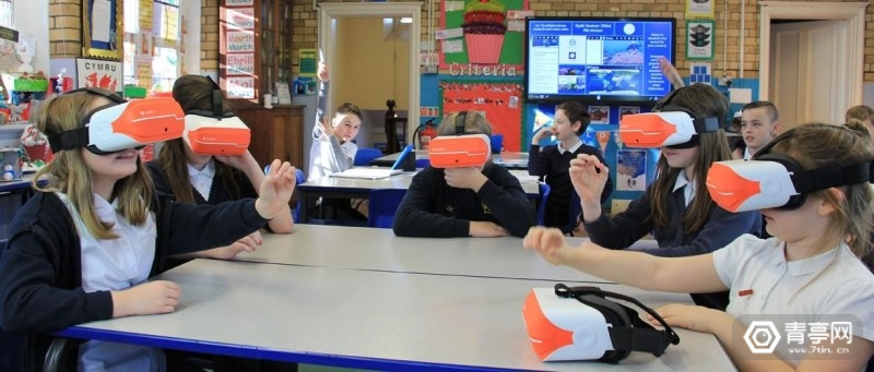 VR-Education-In-School