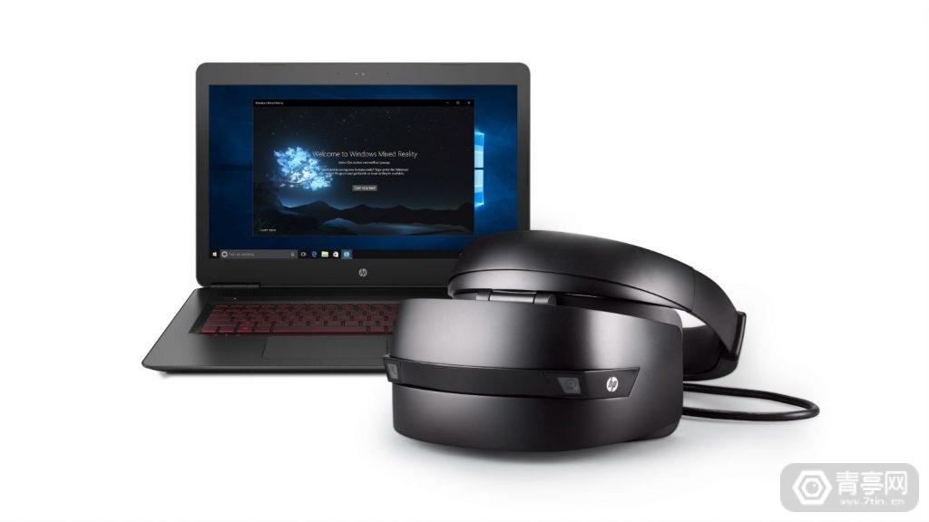 省去穿戴麻烦,惠普提出手持式VR头显概念
