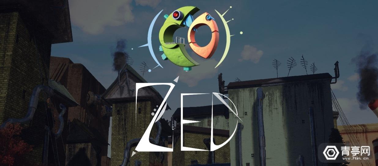 Cyan将正式发行VR叙事类游戏《ZED》
