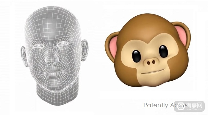 苹果面部追踪专利曝光,Animoji还加入了语音效果