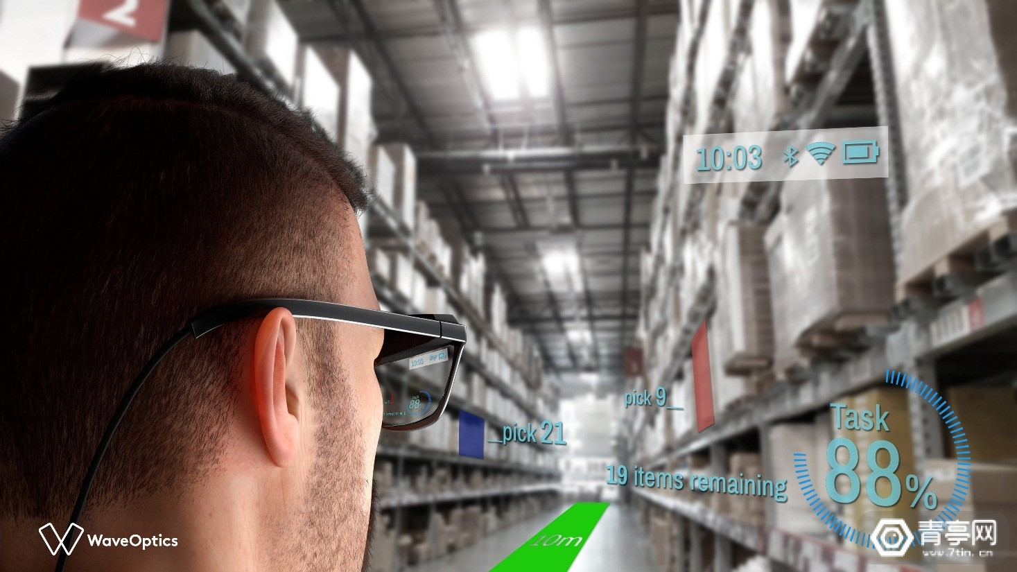 歌尔与WaveOptics合作共推光波导元件量产,加速AR市场化