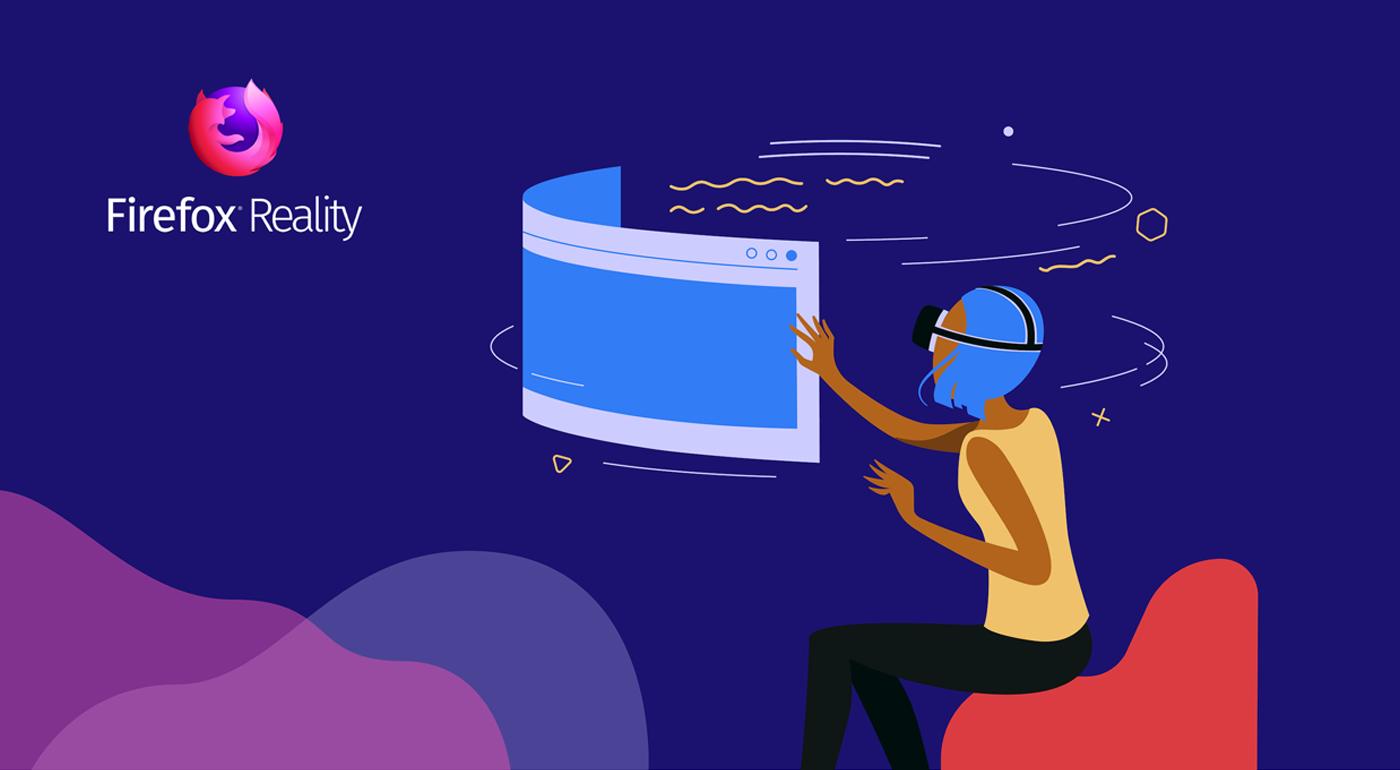 火狐VR浏览器1.1上线,添加7种新语言、支持书签和360°视频播放