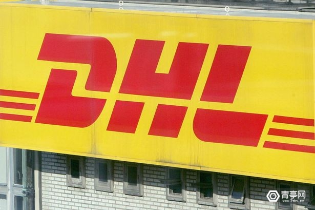 DHL-sign