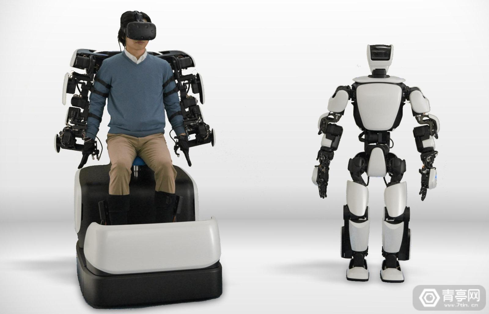 丰田与Docomo合作,通过5G+VR远程控制机器人