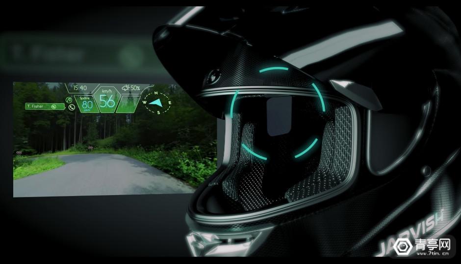 899美元起,JARVISH X-AR智能头盔开启众筹