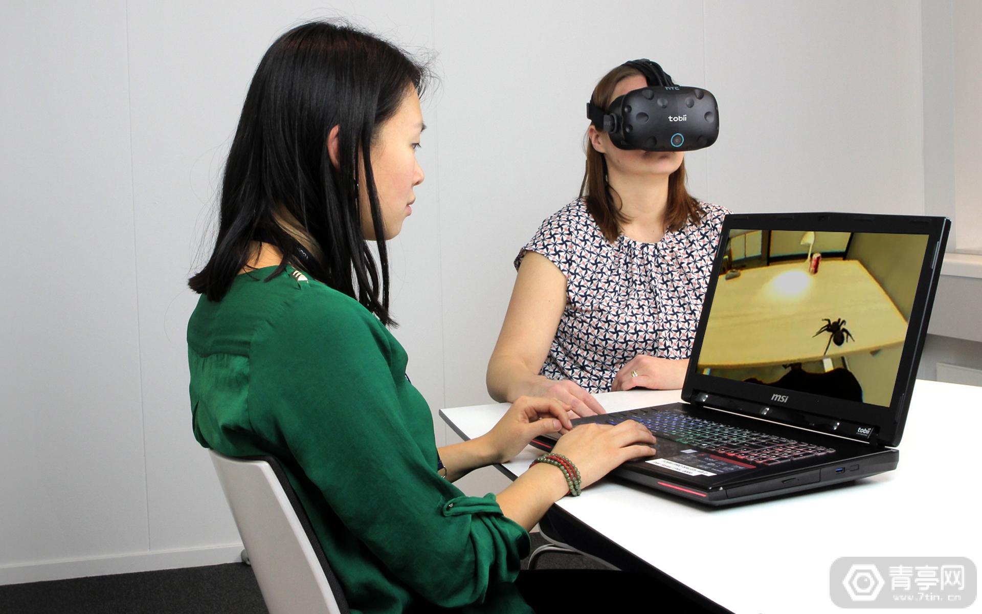 论VR如何应用于心理学临床治疗