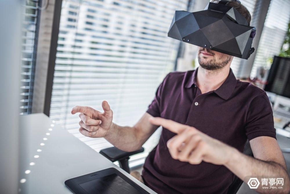 与Neurable合作,XTAL VR头显将支持EEG脑电图分析功能
