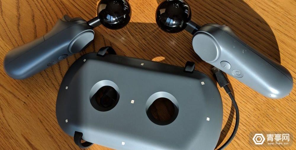 谷歌Daydream 6DoF手柄开发套件开箱视频
