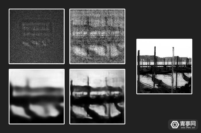 MIT开发了一套夜视AI,可重建照片中的暗部细节