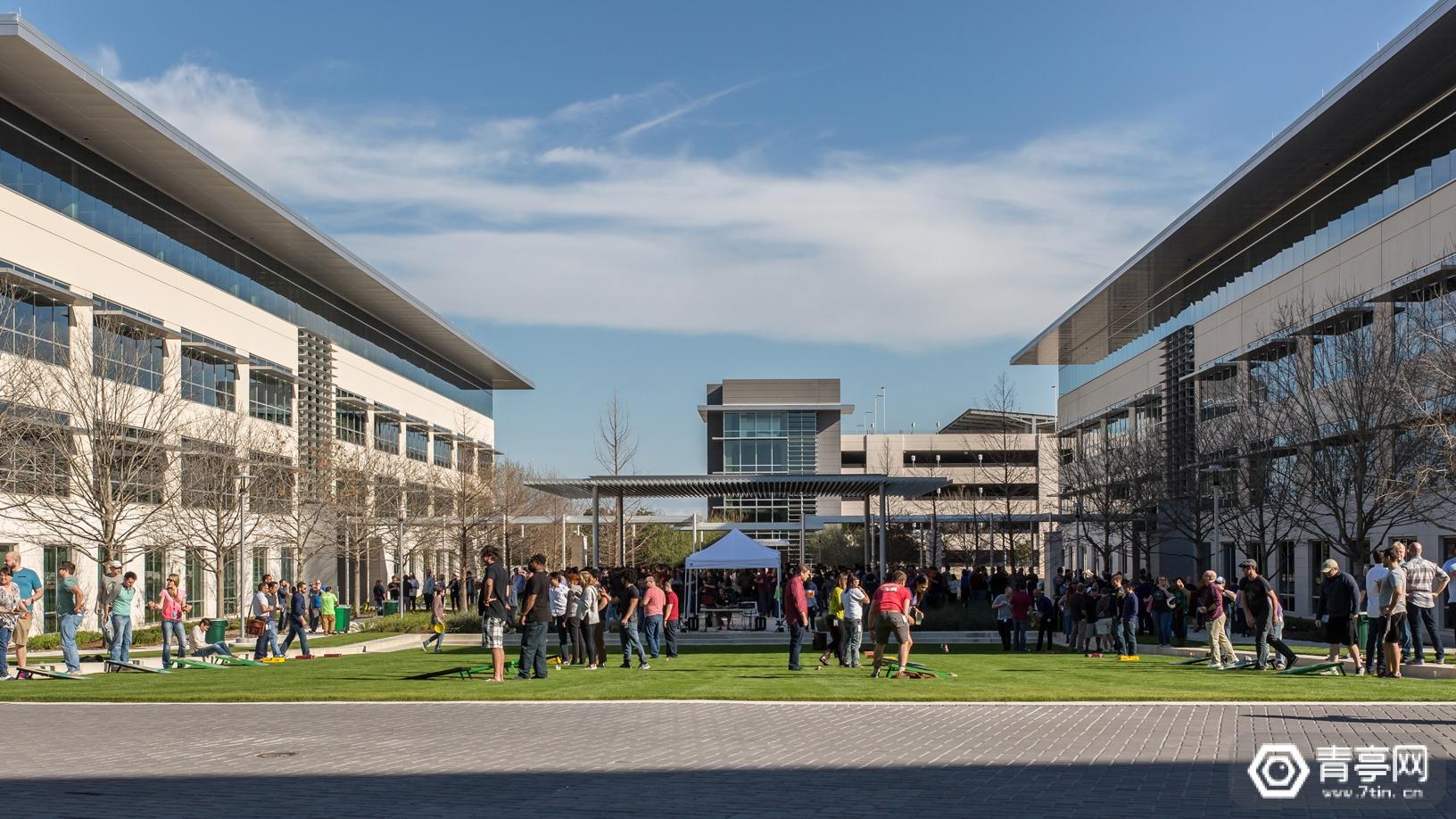 苹果投资10亿美元新建奥斯汀园区,增加当地就业机会