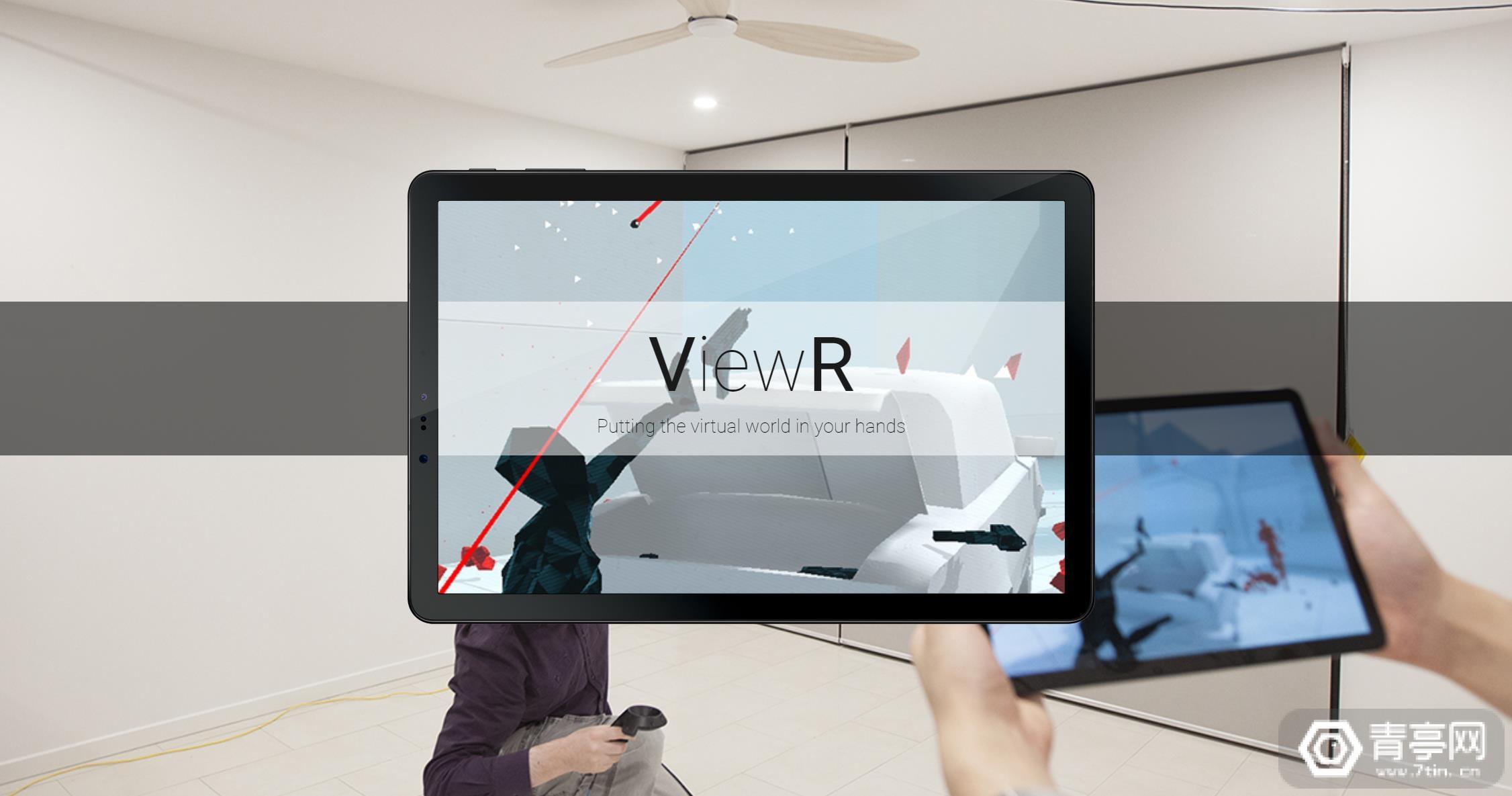 独乐乐不如众乐乐,VR也是如此