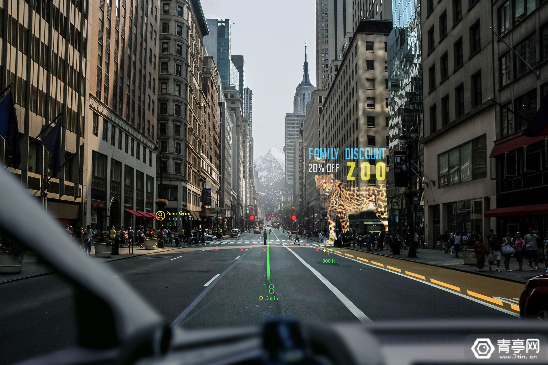 CES 2019:现代汽车与WayRay展示世界首款全息AR导航系统