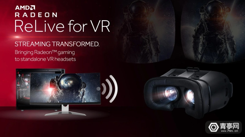 AMD radeon relive-for-vr