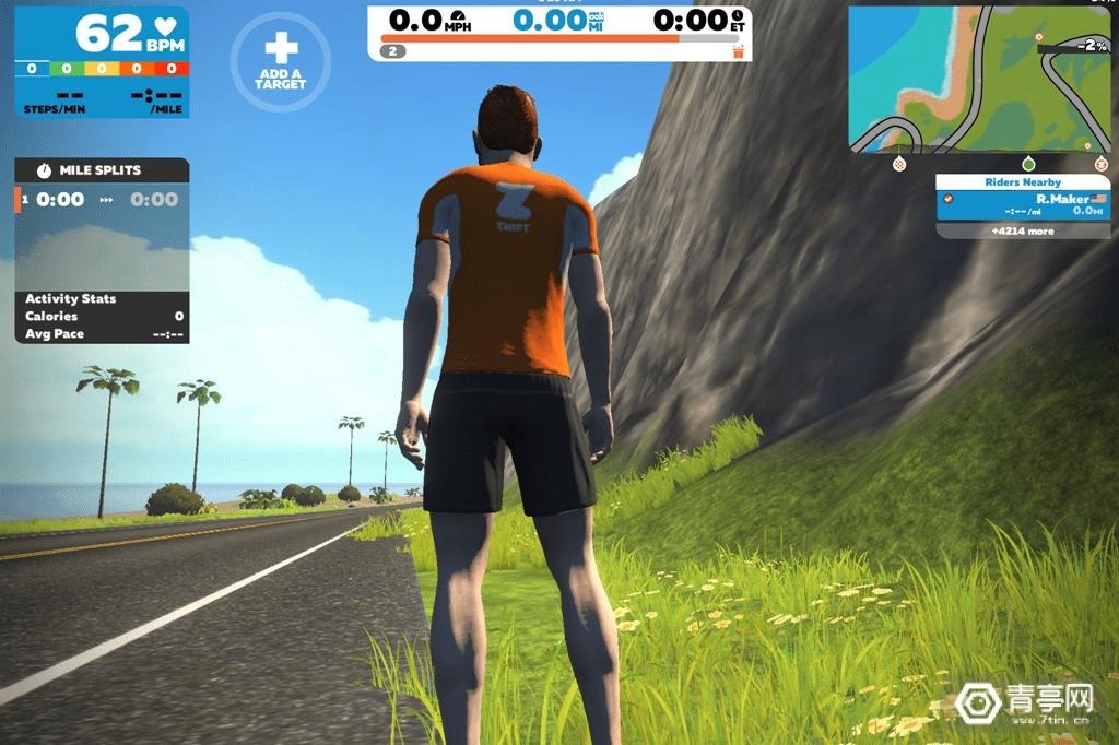 虚拟健身厂商Zwift获1.2亿美元融资,将推运动版电竞比赛