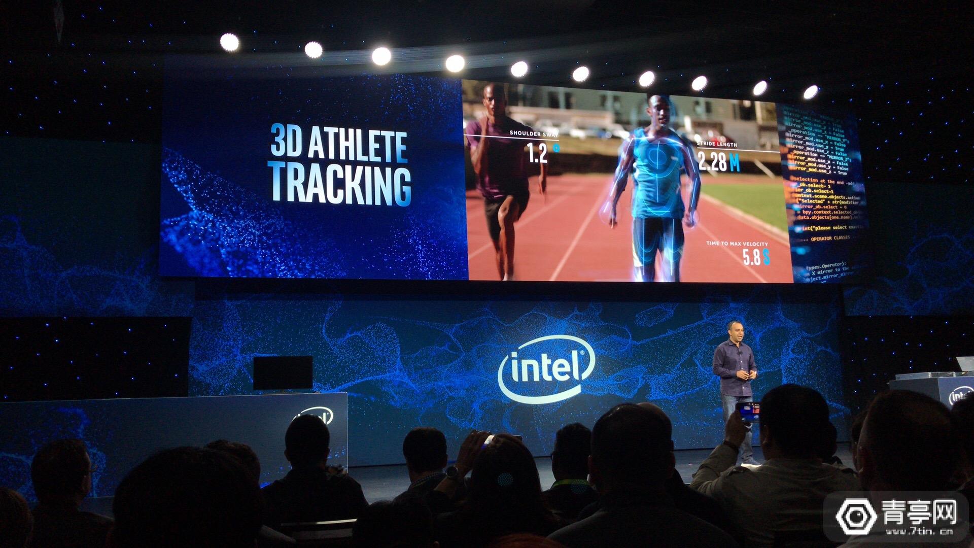 CES2019:英特尔与阿里巴巴合作,为奥运会提供3D运动员跟踪技术