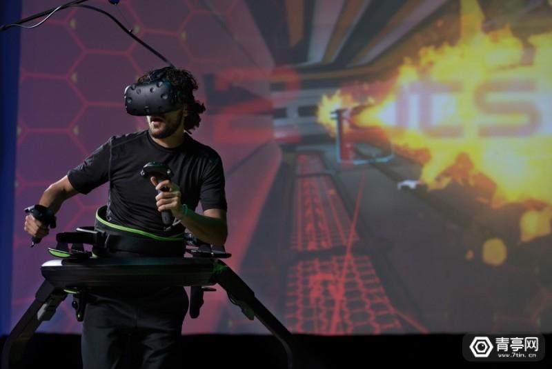Virtuix-Omni-VR-Esports