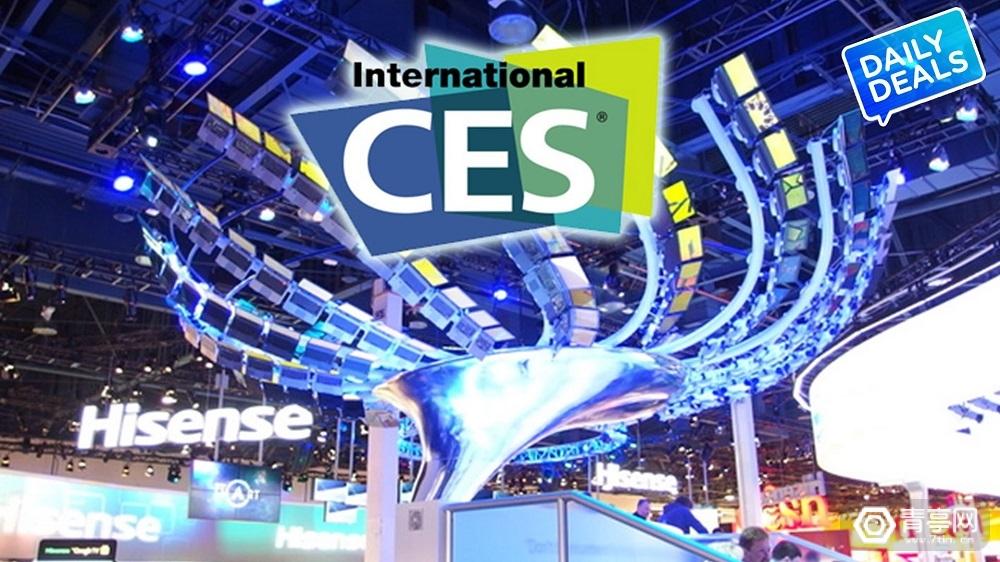 本周大新闻|CES展AR/VR最全汇总,多款AR眼镜和AR/VR+汽车案例