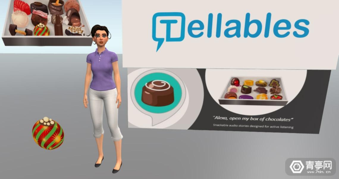 支持范围广,Tellables推出基于Sumerian的虚拟AI助手