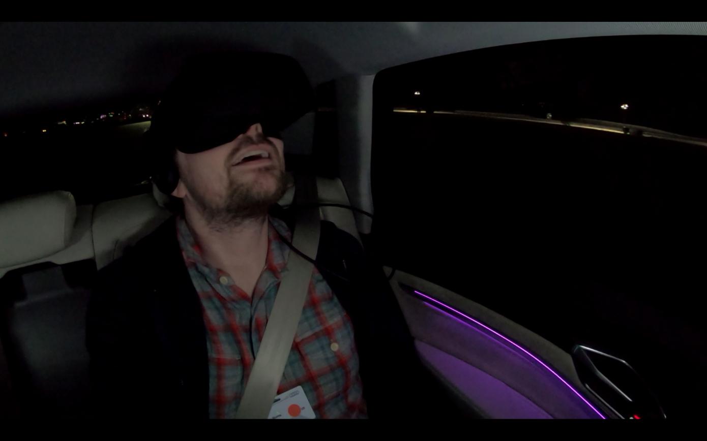 打车应用Lyft新专利:通过AR/VR提升车内乘坐体验