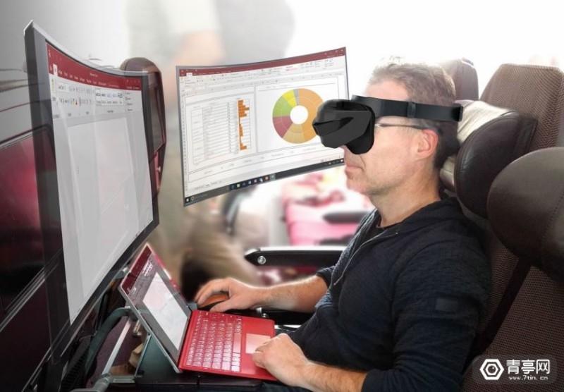 VR-Work-Environment