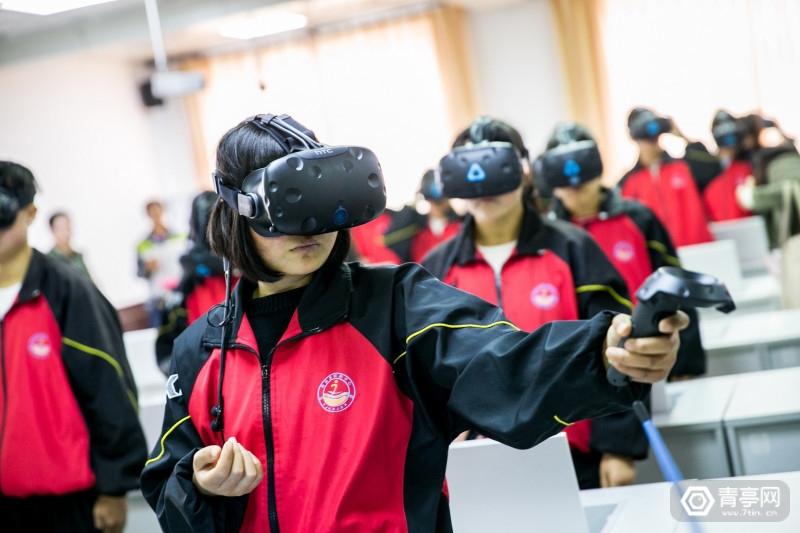 VR较室 VR教育