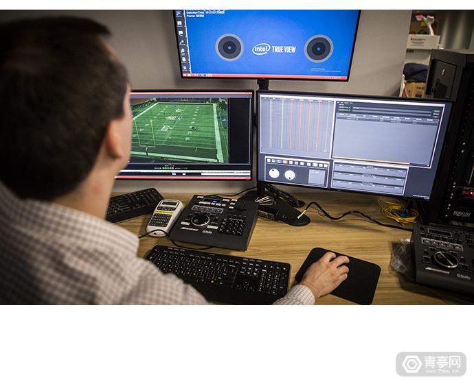"""利用True View和38台5K摄像头,Intel推6DoF""""超级碗""""精彩转播"""