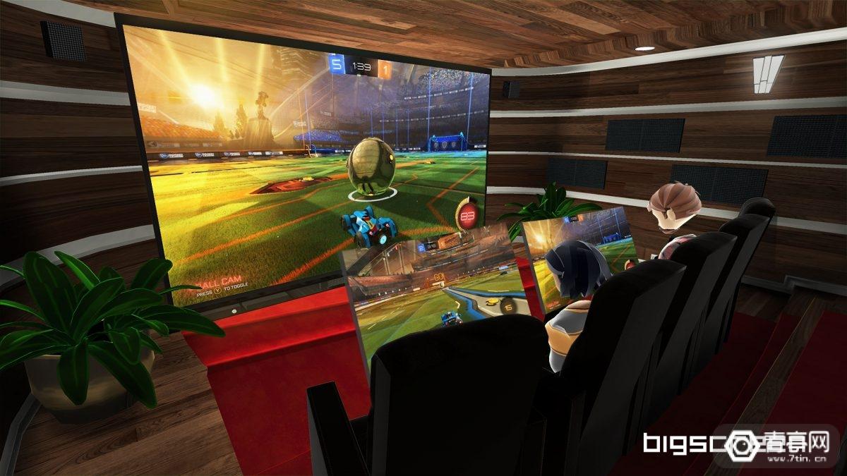 VR社交平台Bigscreen被曝存安全漏洞