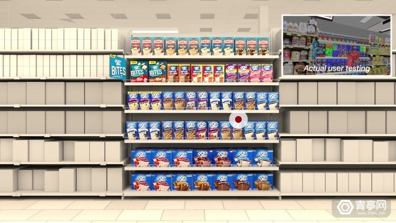 VR Merchandising Solution with Eye Tracking- Deep Dive_Moment