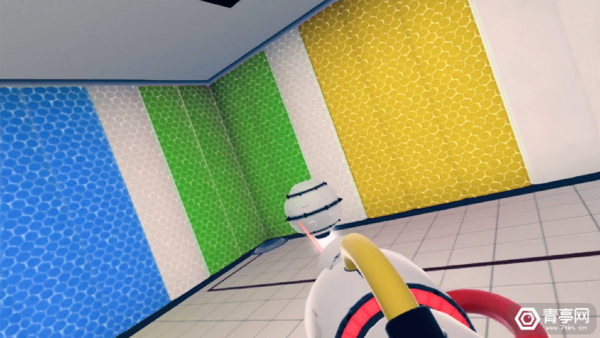 彩度之枪VR版来袭,《ChromaGun VR》下周登陆PSVR