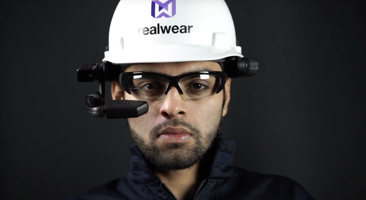 AR头显厂商RealWear获500万美元融资,用于全球扩张