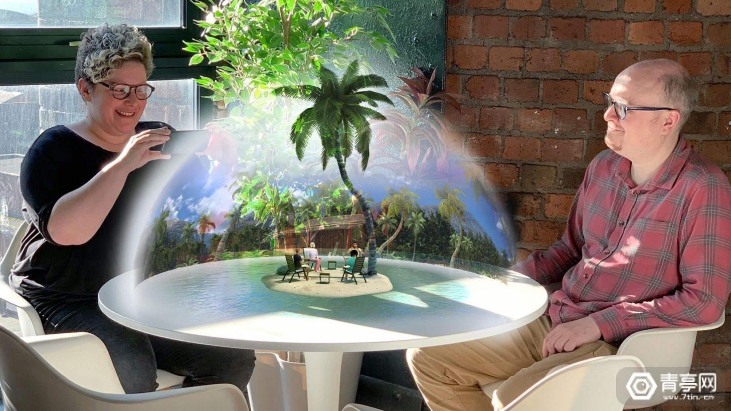 VR社交平台vTime XR加入AR模式,还将发布Quest版本