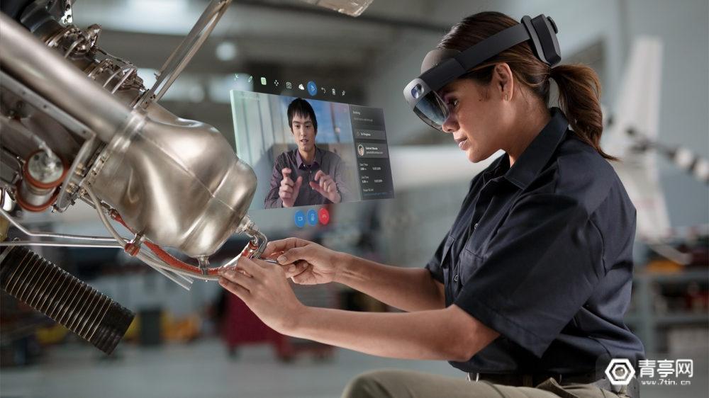 微软HoloLens的生意经