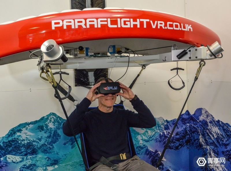 ParaflightVR_at_iFly_Ian_Adams_from_Bathgate_Business_Finance