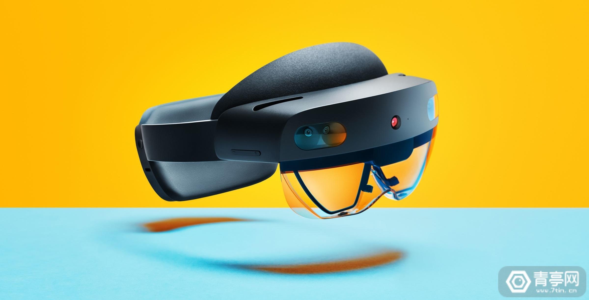 微软HoloLens 2将支持插卡式5G模块,今年在更多国家上市