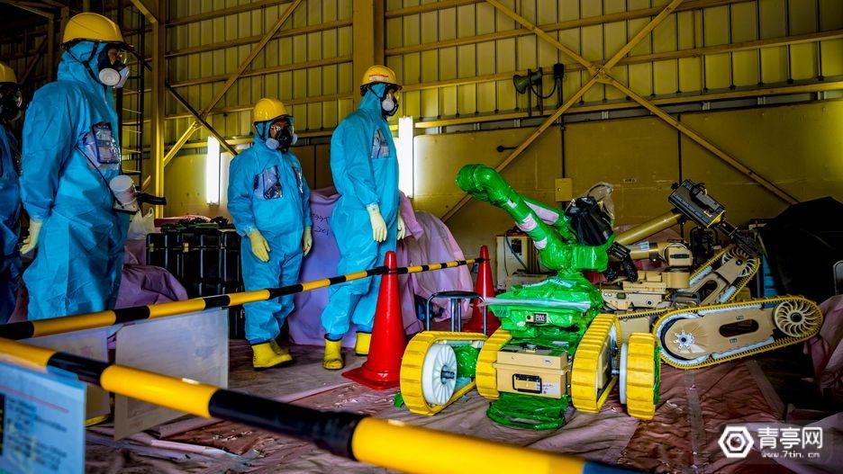 为VR培训打个样,福岛核电站用巨幕打造沉浸式作业模拟