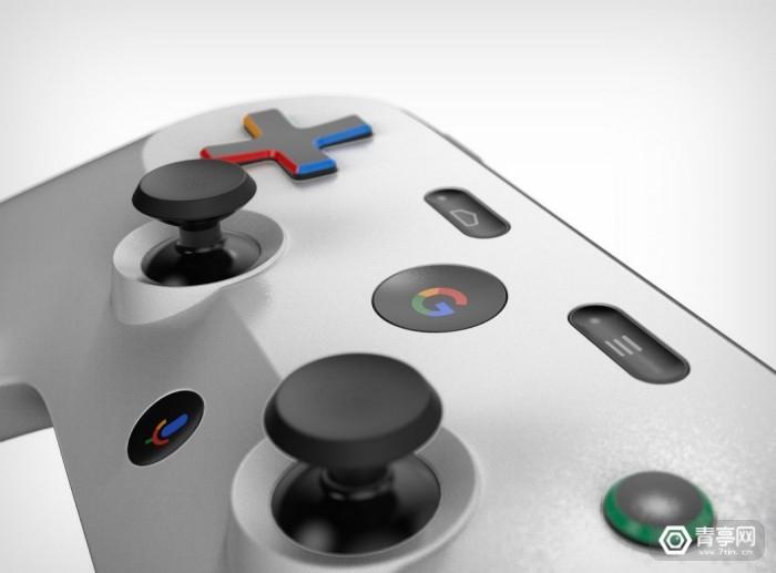 谷歌游戏手柄专利曝光:或服务于Chromecast流媒体服务