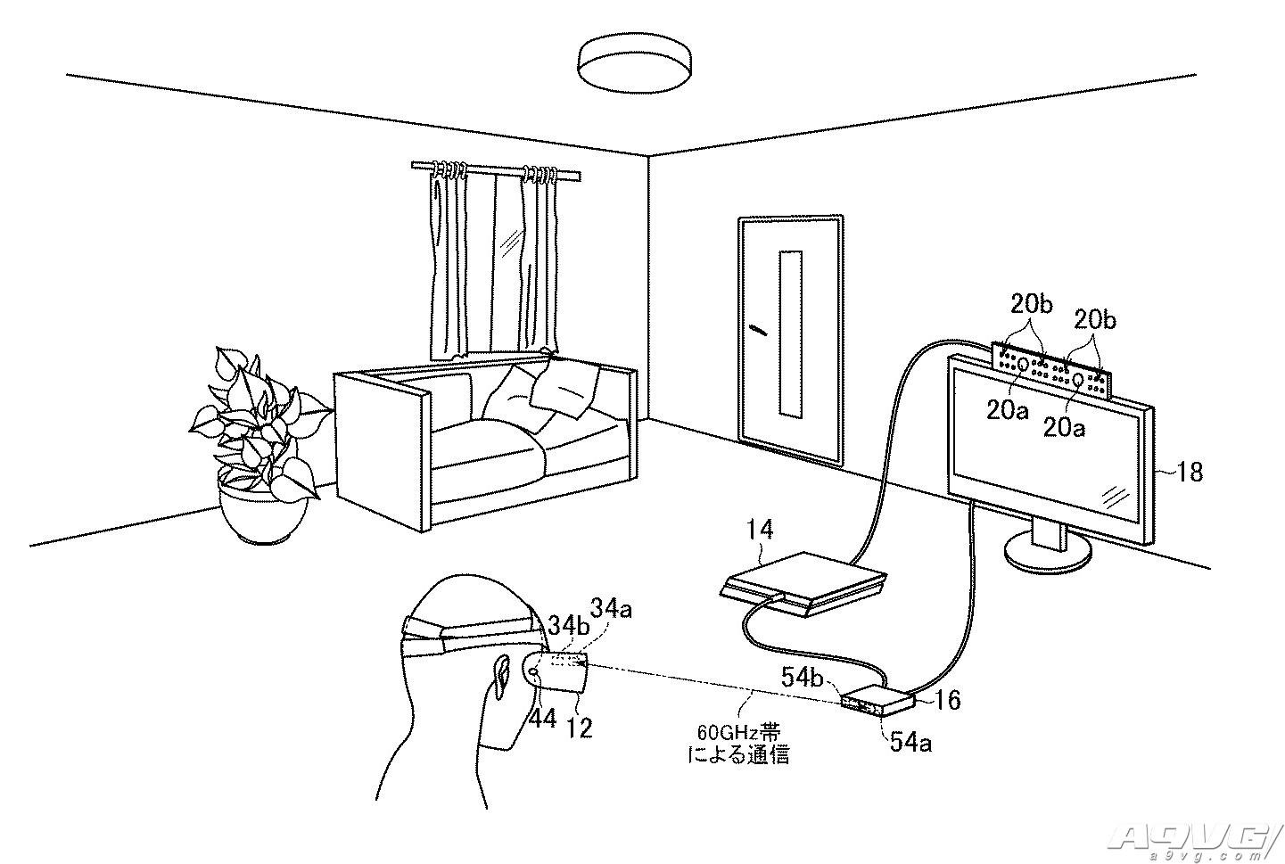索尼无线VR专利来袭,或用于PSVR 2代