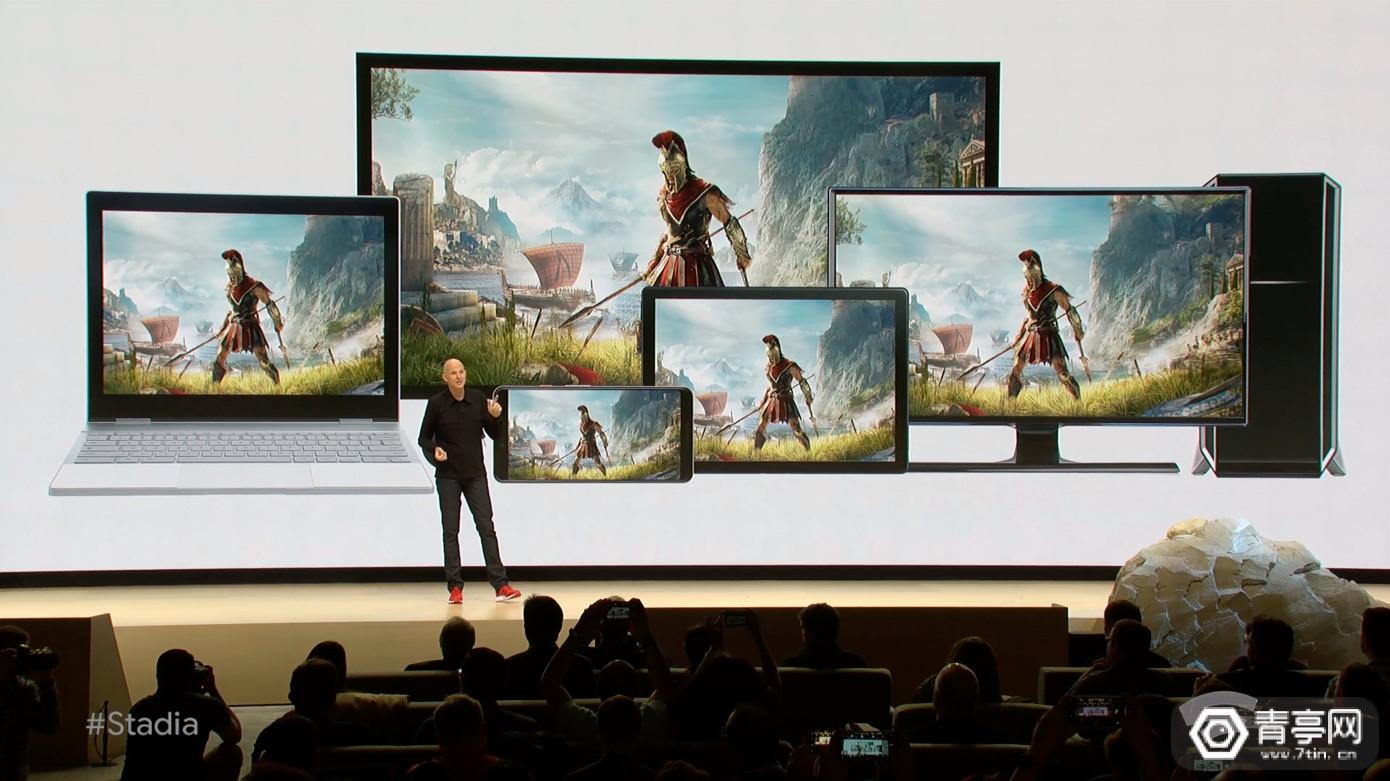 谷歌Stadia首发游戏一览:《刺客信条:奥德赛》领衔