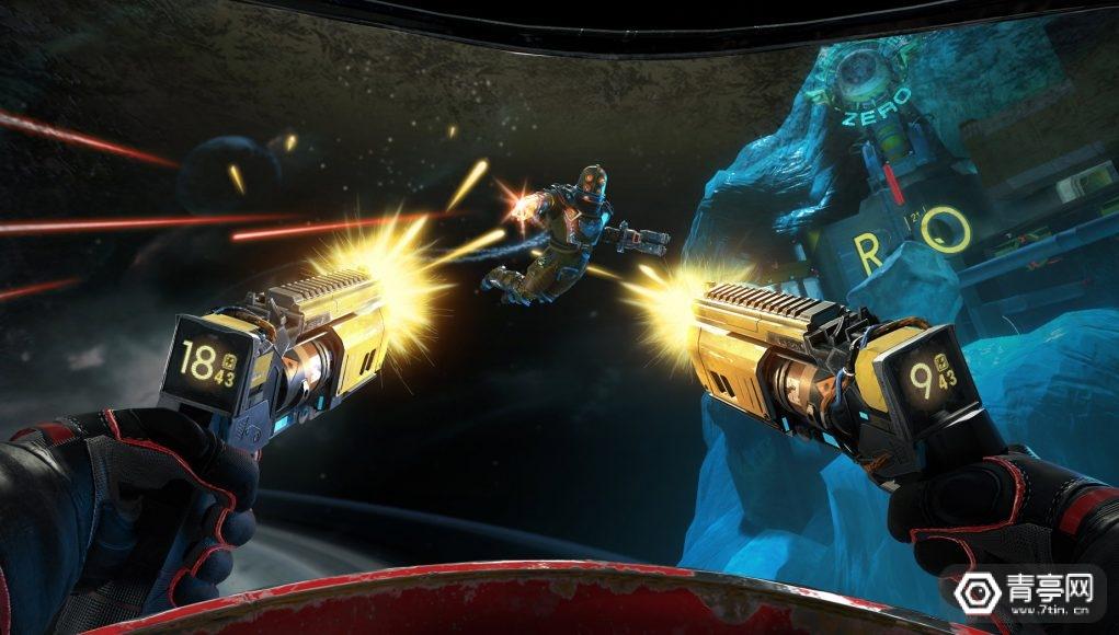 GDC 2019:育碧VR大作《太空镖客》开启免费公测