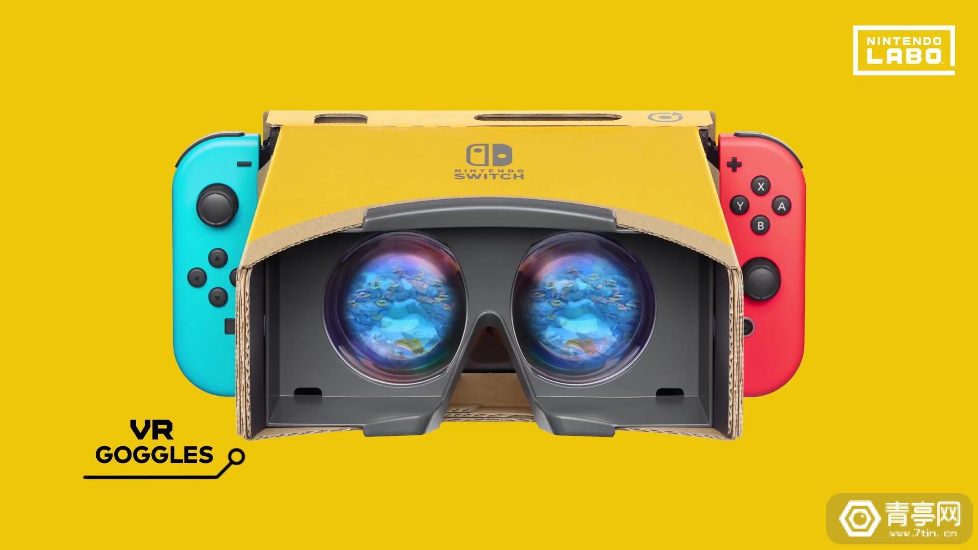 任天堂Switch Lite手柄不可拆卸,将无法支持Labo VR