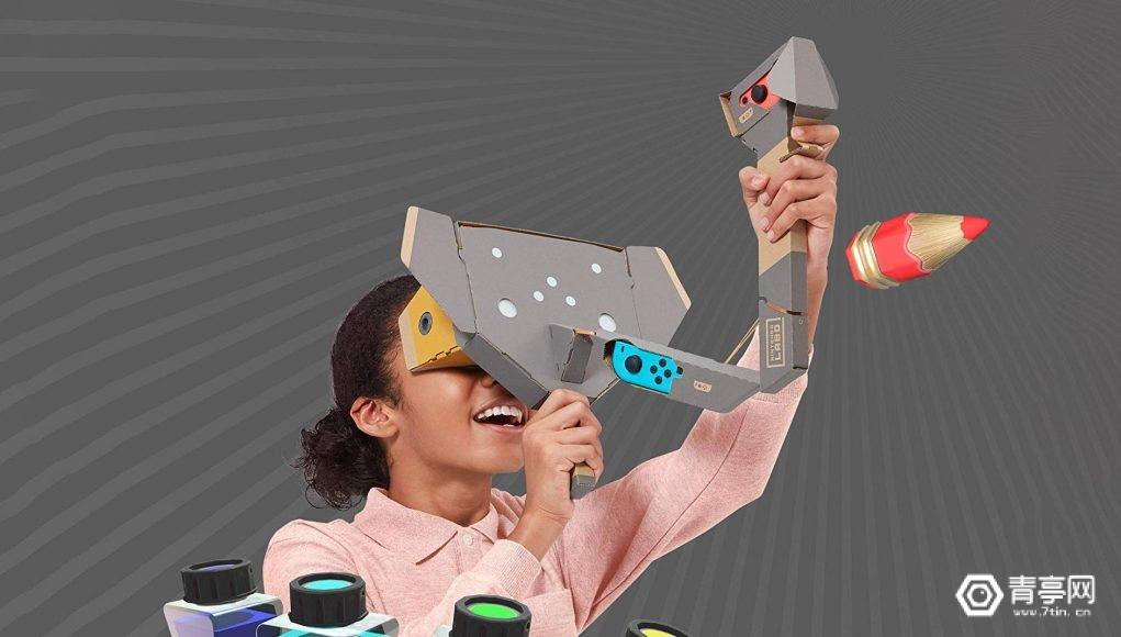 """Labo VR""""大象""""套件暗藏玄机,3DoF手柄或能实现6DoF效果?"""