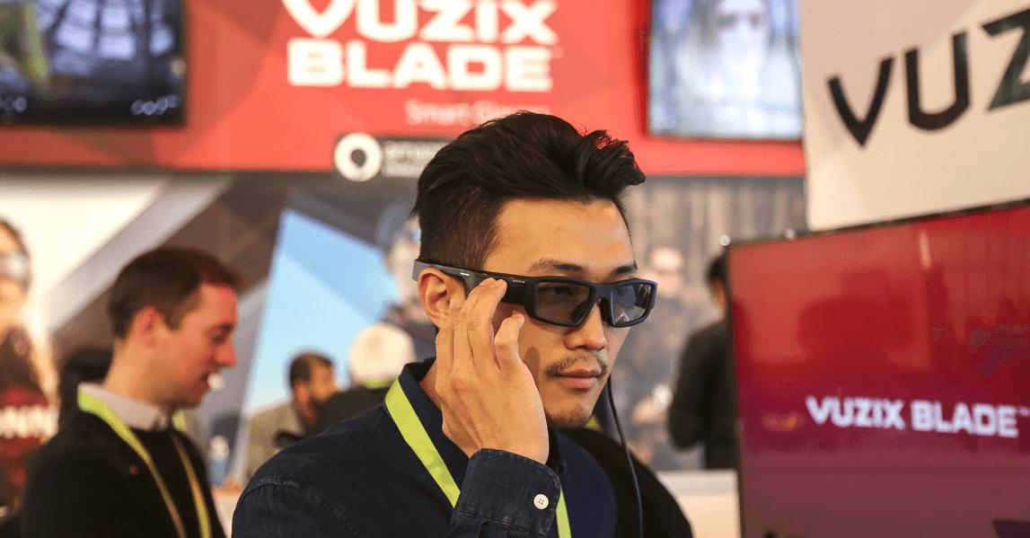 Vuzix Blade降价至699美元,支持更多网络视频平台