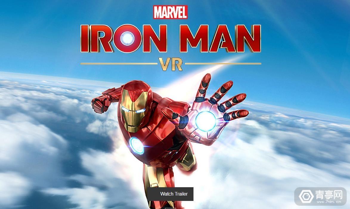 《钢铁侠VR》游戏体验:创新飞行玩法,爱不释手