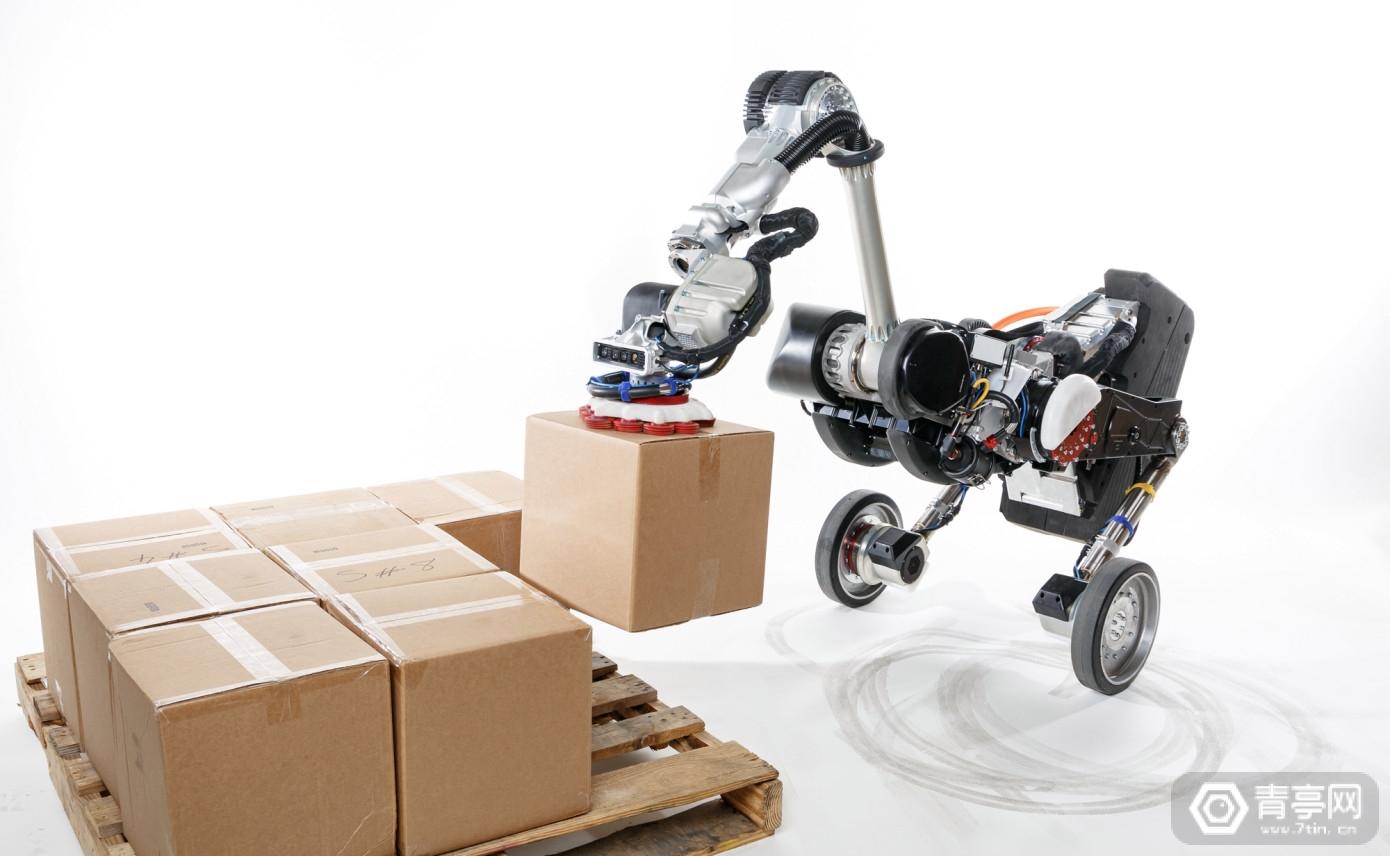 波士顿动力收购3D视觉公司Kinema Systems