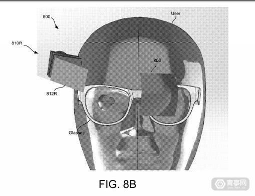 谷歌最新AR光学专利公开:反向投影,支持3D显示